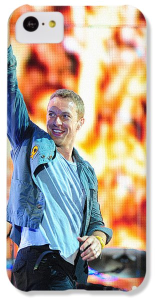 Coldplay4 IPhone 5c Case by Rafa Rivas