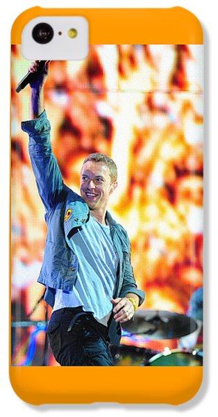 Coldplay4 IPhone 5c Case by Rafa Rivas