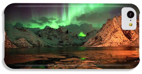 Spectacular Night In Lofoten 1 IPhone 5c Case