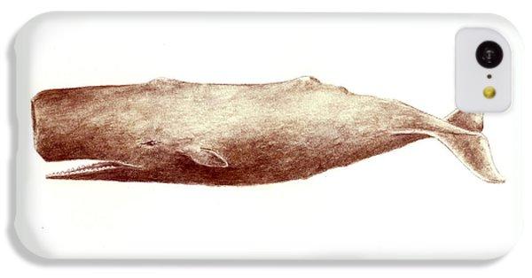 Sperm Whale IPhone 5c Case