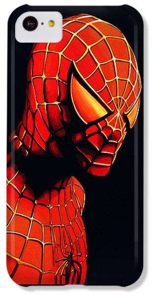 Spiderman IPhone 5c Case