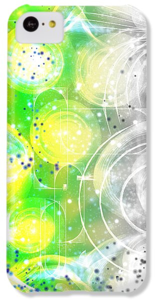 iPhone 5c Case - Spirit Of Nature I by Orphelia Aristal