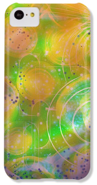 iPhone 5c Case - Spirit Of Nature I I I by Orphelia Aristal