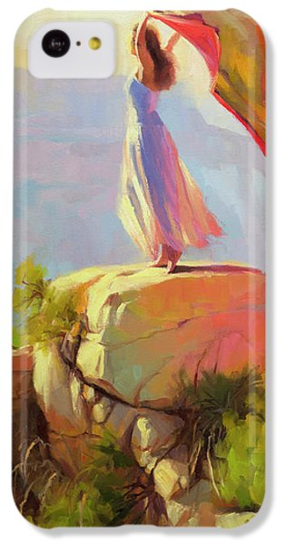 Grand Canyon iPhone 5c Case - Spirit Of The Canyon by Steve Henderson