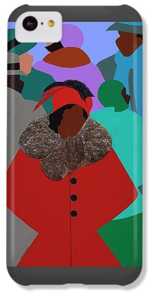 iPhone 5c Case - Spirit Of Zora by Synthia SAINT JAMES