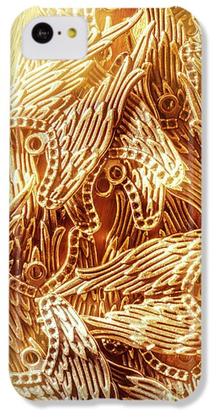 IPhone 5c Case featuring the photograph Spiritual Entanglement by Jorgo Photography - Wall Art Gallery