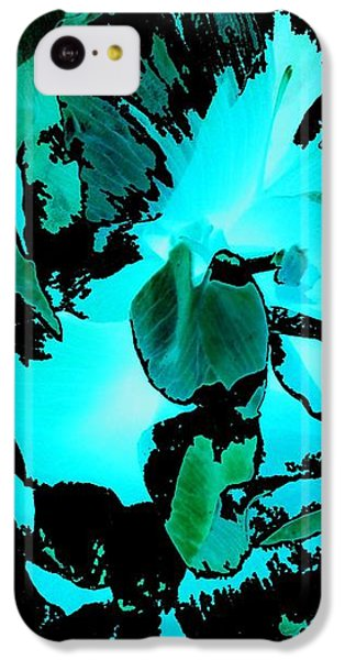 iPhone 5c Case - Splash by Orphelia Aristal