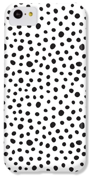Spots IPhone 5c Case by Rachel Follett