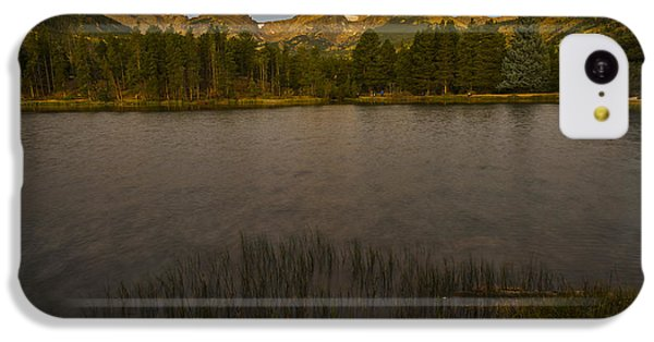 Sprague Lake IPhone 5c Case