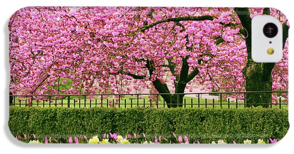 IPhone 5c Case featuring the photograph Spring Extravaganza by Jessica Jenney