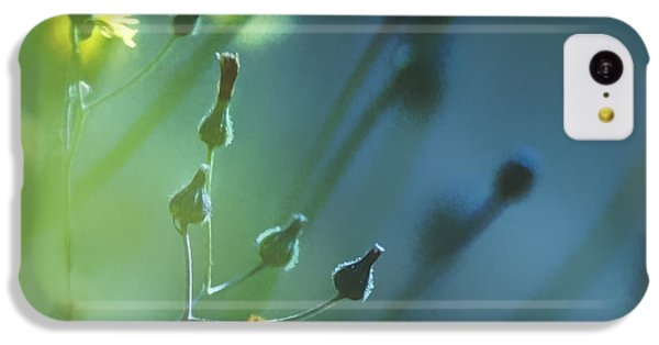 IPhone 5c Case featuring the photograph Spring Grass by Yulia Kazansky