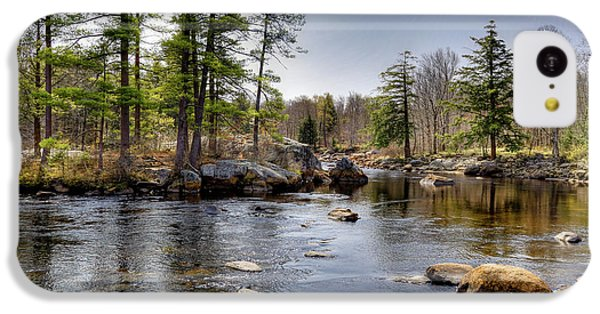 IPhone 5c Case featuring the photograph Spring Near Moose River Road by David Patterson