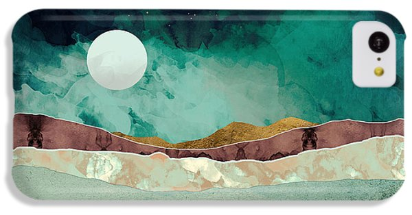 Landscapes iPhone 5c Case - Spring Night by Katherine Smit