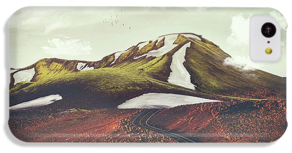 Landscapes iPhone 5c Case - Spring Thaw by Katherine Smit