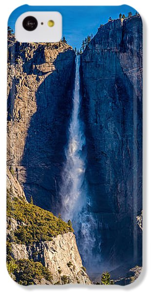 Yosemite National Park iPhone 5c Case - Spring Water by Az Jackson