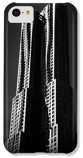 IPhone 5c Case featuring the photograph Spruce Street By Gehry by Jessica Jenney