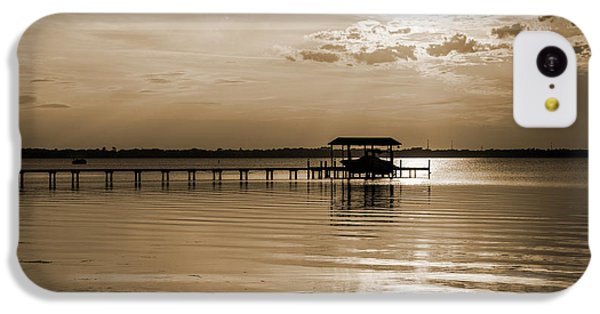 IPhone 5c Case featuring the photograph St. Johns River by Anthony Baatz