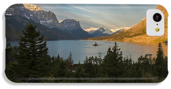 St. Mary Lake IPhone 5c Case