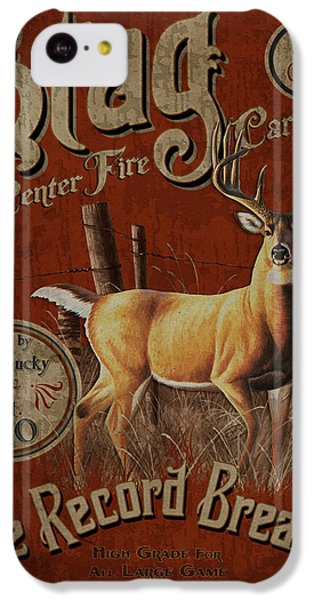 Stag Record Breaker Sign IPhone 5c Case