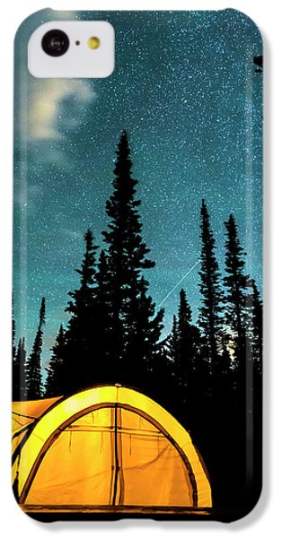 IPhone 5c Case featuring the photograph Star Camping by James BO Insogna