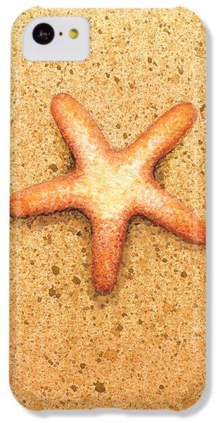 Star Fish IPhone 5c Case