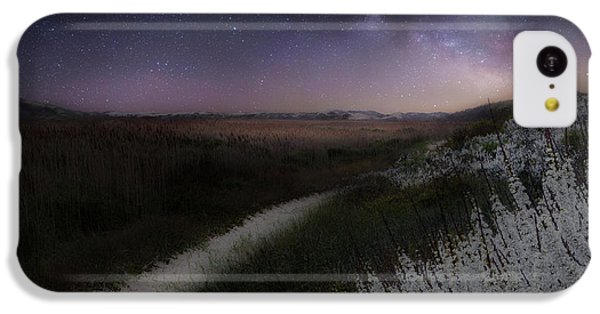 IPhone 5c Case featuring the photograph Star Flowers by Bill Wakeley