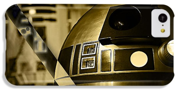Star Wars R2d2 Collection IPhone 5c Case by Marvin Blaine