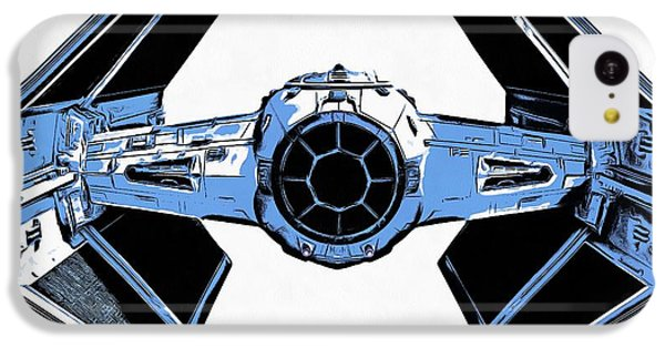 Star Wars Tie Fighter Advanced X1 IPhone 5c Case