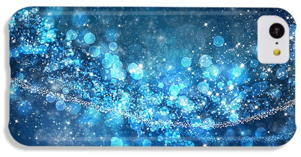 Stars And Bokeh IPhone 5c Case