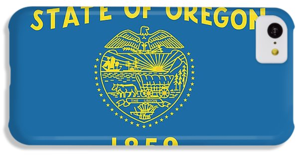 State Flag Of Oregon IPhone 5c Case