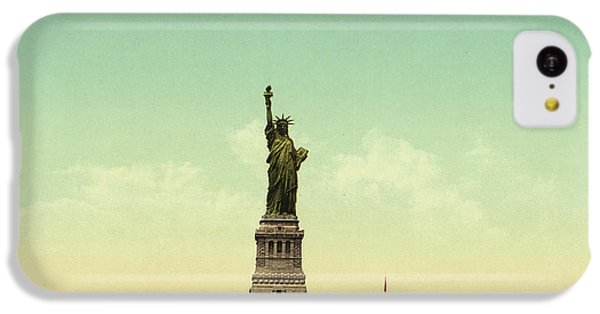 Statue Of Liberty, New York Harbor IPhone 5c Case