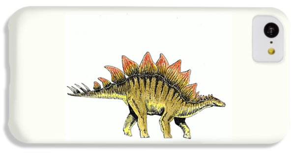 Stegosaurus IPhone 5c Case
