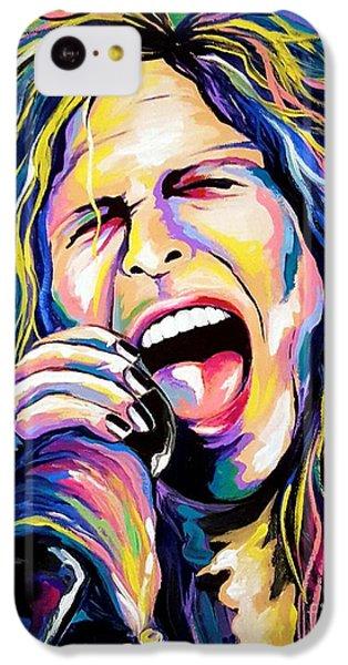 Steven Tyler IPhone 5c Case by Amy Belonio