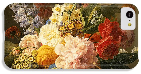 Still Life With Flowers And Fruit IPhone 5c Case