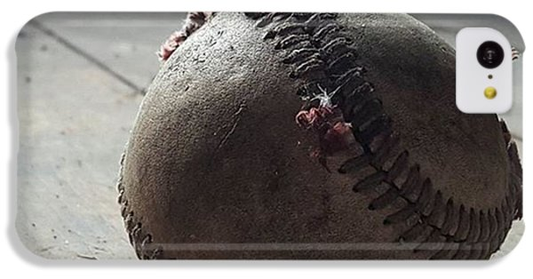 Sport iPhone 5c Case - Baseball Still Life by Andrew Pacheco