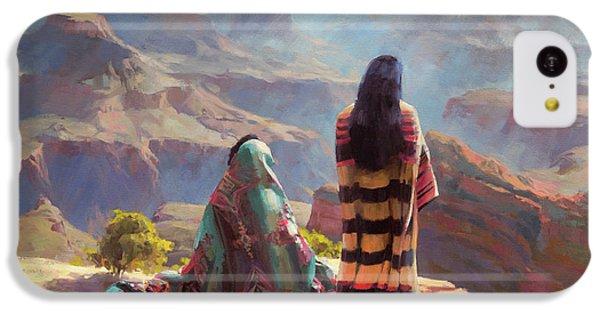 Grand Canyon iPhone 5c Case - Stillness by Steve Henderson