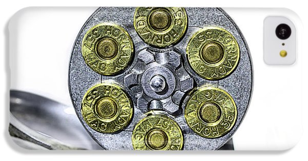 IPhone 5c Case featuring the photograph Stopping Power by JC Findley