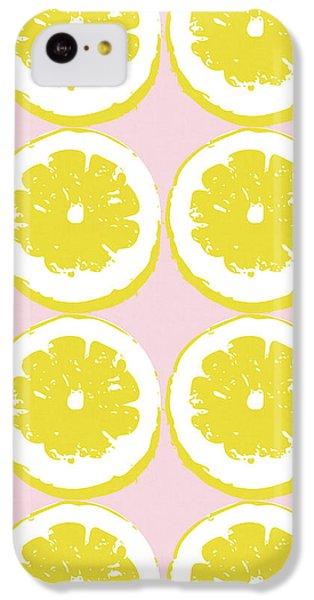 Strawberry Lemonade- Art By Linda Woods IPhone 5c Case