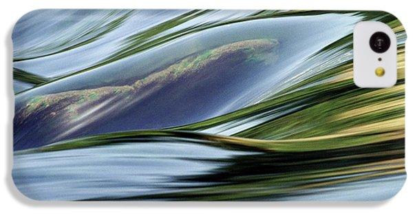 Stream 3 IPhone 5c Case by Dubi Roman