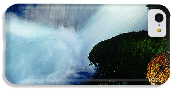 IPhone 5c Case featuring the photograph Stream 5 by Dubi Roman