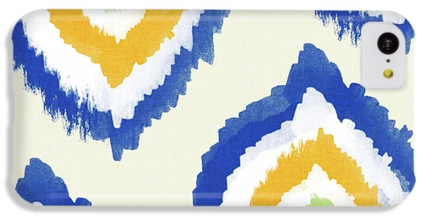 Summer Ikat- Art By Linda Woods IPhone 5c Case by Linda Woods