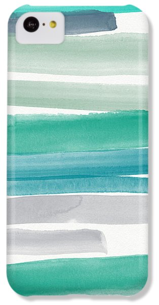Beach iPhone 5c Case - Summer Sky by Linda Woods