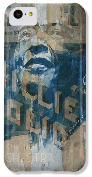 Rhythm And Blues iPhone 5c Case - Summertime by Paul Lovering