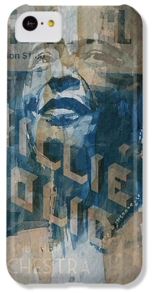 Summertime IPhone 5c Case by Paul Lovering