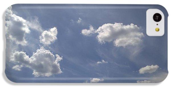 Summertime Sky Expanse IPhone 5c Case