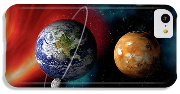 Sun And Planets IPhone 5c Case