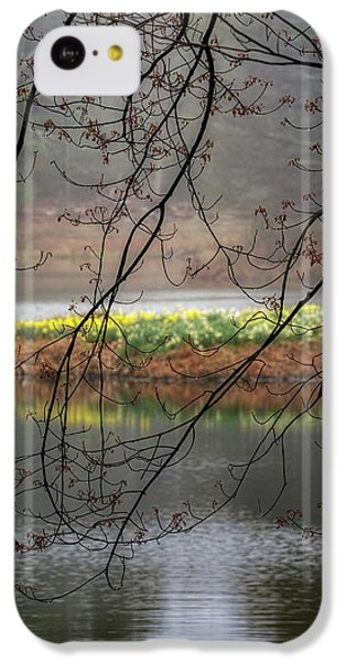 IPhone 5c Case featuring the photograph Sun Shower by Bill Wakeley