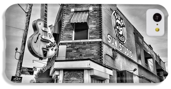 Sun Studio - Memphis #2 IPhone 5c Case by Stephen Stookey