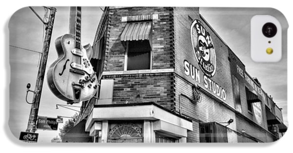 Sun Studio - Memphis #2 IPhone 5c Case