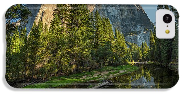Sunrise On El Capitan IPhone 5c Case by Peter Tellone